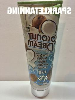 Fiesta Sun Coconut Dream Ultra Dark Tanning with Clear Bronz