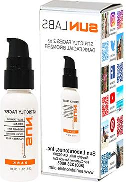 Sun Laboratories Strictly Faces 2 fl oz. - Face Self Tanner