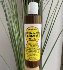 Amazing Maui Babe Browning Tanning Lotion  8oz INSTANT SHIP