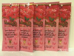 PLAYBOY BEJEWELED AT THE MANSION Indoor Tan Tanning Sample L