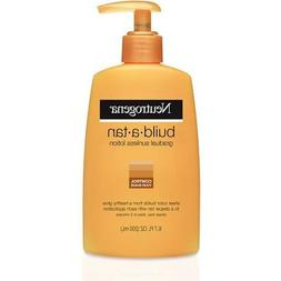 Neutrogena Build-A-Tan Gradual Sunless Tan, 6.7 Fluid Ounce