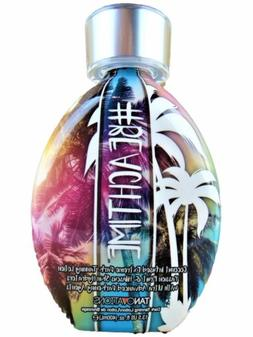 Ed Hardy #Beachtime Dark Indoor Outdoor Coconut Infused Tann