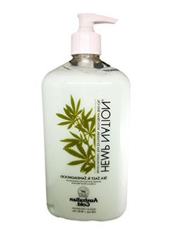 AUSTRALIAN GOLD HEMP NATION SEA SALT & SANDALWOOD TAN EXTEND