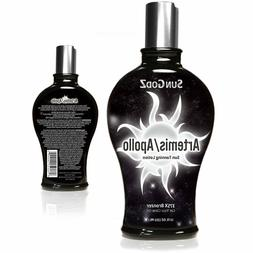 Indoor Tanning Lotion with Bronzer for Indoor Tanning Beds -