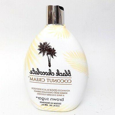 Brown Sugar Black Coconut 200X Tanning Bed