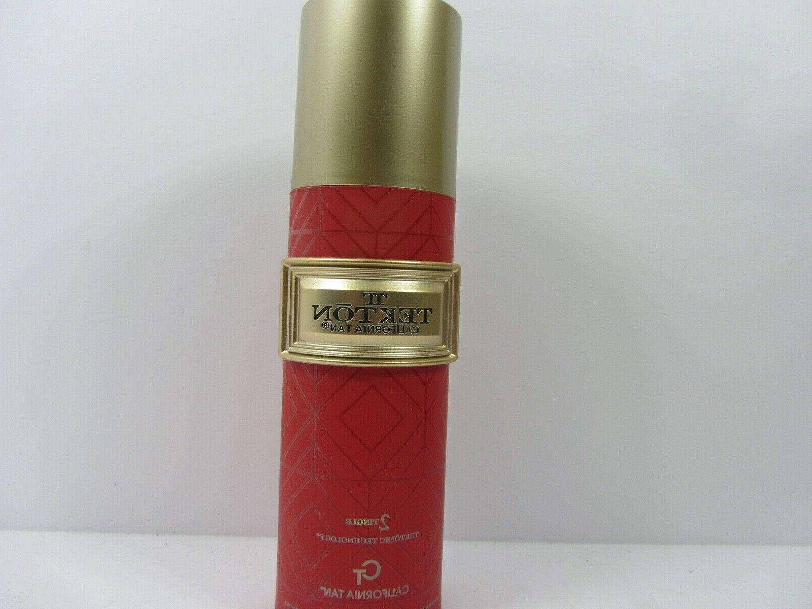 tekton hot tingle dha bronzer step 2