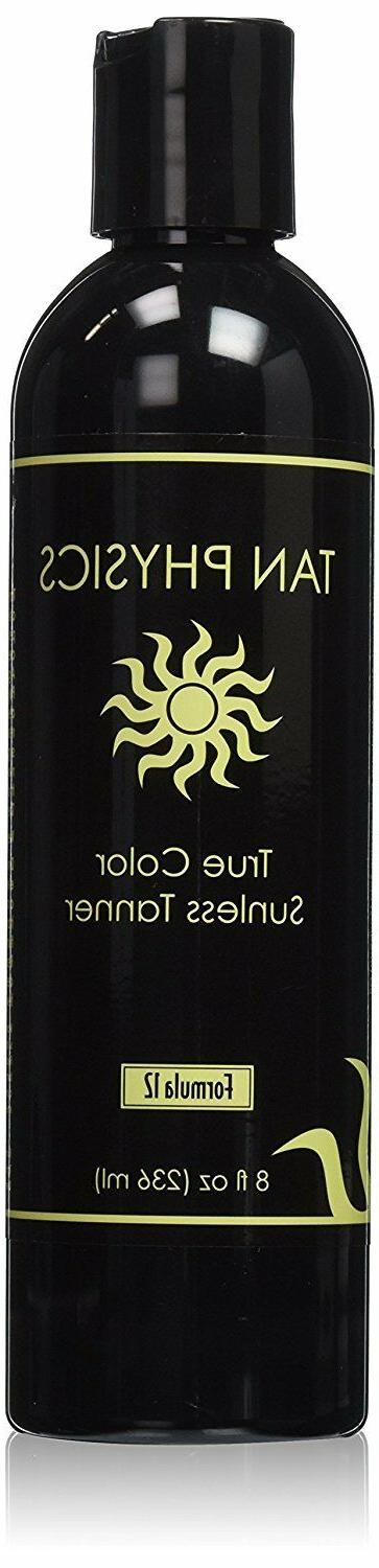 true color rated 1 sunless tanner tanning
