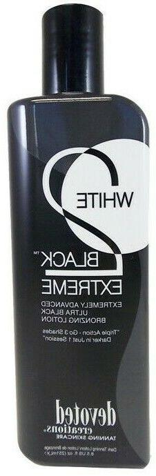 Devoted Creations WHITE 2 TO BLACK EXTREME DHA Bronzer Indoo