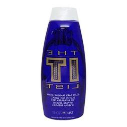 The It List, Hypoallergenic and Vegan Tanning Lotion 10 Ounc