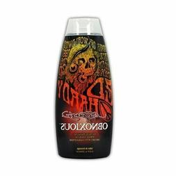 Ed Hardy Obnoxious Extreme Bronzer Tingle Tanning Lotion 10