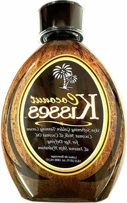Ed Hardy Self-Tanners Bronzers Coconut Kisses Golden Tanning