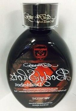 Lot of 2 Ed Hardy Body Shots DoubleShot Tanning Bed Lotion w