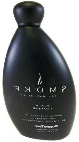 Supre SMOKE BLACK Black Bronzer Tanning Bed Lotion 10.5 oz