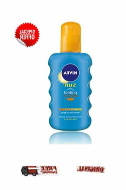 NIVEA SUN Protect & Bronze Spray SPF 20, 200ml