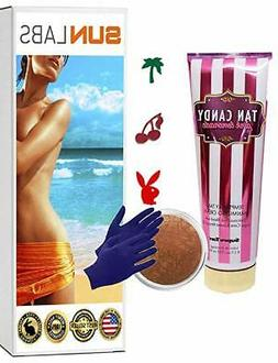 Supre Tan Candy PINK LEMONADE Temptingly  Tanning Lotion + B