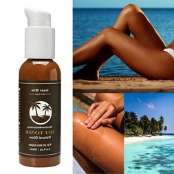 Tan Physics True Color Sunless Self Tanner Sun Less Tanning