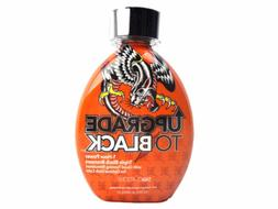 Ed Hardy Upgrade To Black Triple Bronzer Tanning Bed Lotion